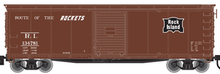 Atlas O RI USRA steel 40' box car, 3 rail or 2 rail
