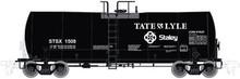 Atlas O Tate & Lyle 17,600 gallon 40' tank car, 3 rail or 2 rail