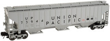 Atlas O UP (large letters)  PS4750  cov hopper, 3 rail or 2 rail