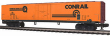 MTH Premier Conrail 60' Express Reefer, 3 rail