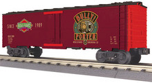 MTH Rail King Bully Porter Modern Reefer, 3 rail