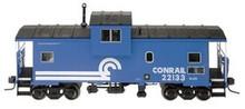 Atlas O Conrail Extended Vision caboose, 3 rail