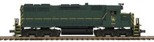 MTH Premier Jersey Central SD-35, deisel, 2 rail, p2.0, sound, cruise, exhaust