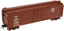 Atlas O Mystic Terminal (B&M)  X-29 style  40' box car, 3 rail or 2 rail
