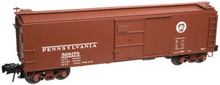 Atlas O PRR  X-29  40' box car, 3 rail or 2 rail