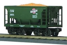 MTH Railking CNW Ore Car w/Load, 3 rail