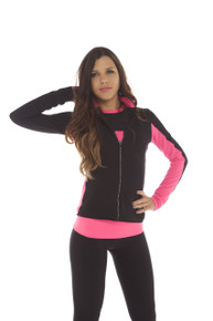 Performance Jacket Rosa Shocking