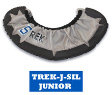 TREK skate guard Junior (1 to 5) Silver