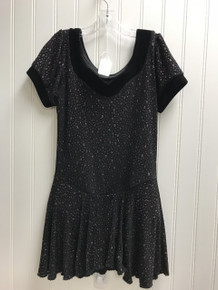 Black Sparkly dress (pre-owned)
