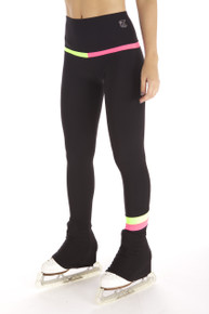 Rainbow Trousers Rosa Shocking + Radiance Fluo