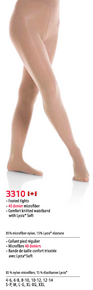 MONDOR STYLE: 3310 Footed Performance Tights - 40 denier