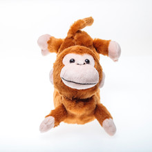 Zookerz®: Talking Animal Soakers: Monkey