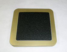 Gold Metal Pro Square Spinner
