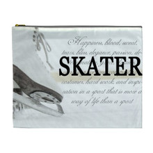 SKATER COSMETIC BAG (Makeup case)
