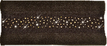 Polar Fleece Headband AB (Diamond Cut Crystals)