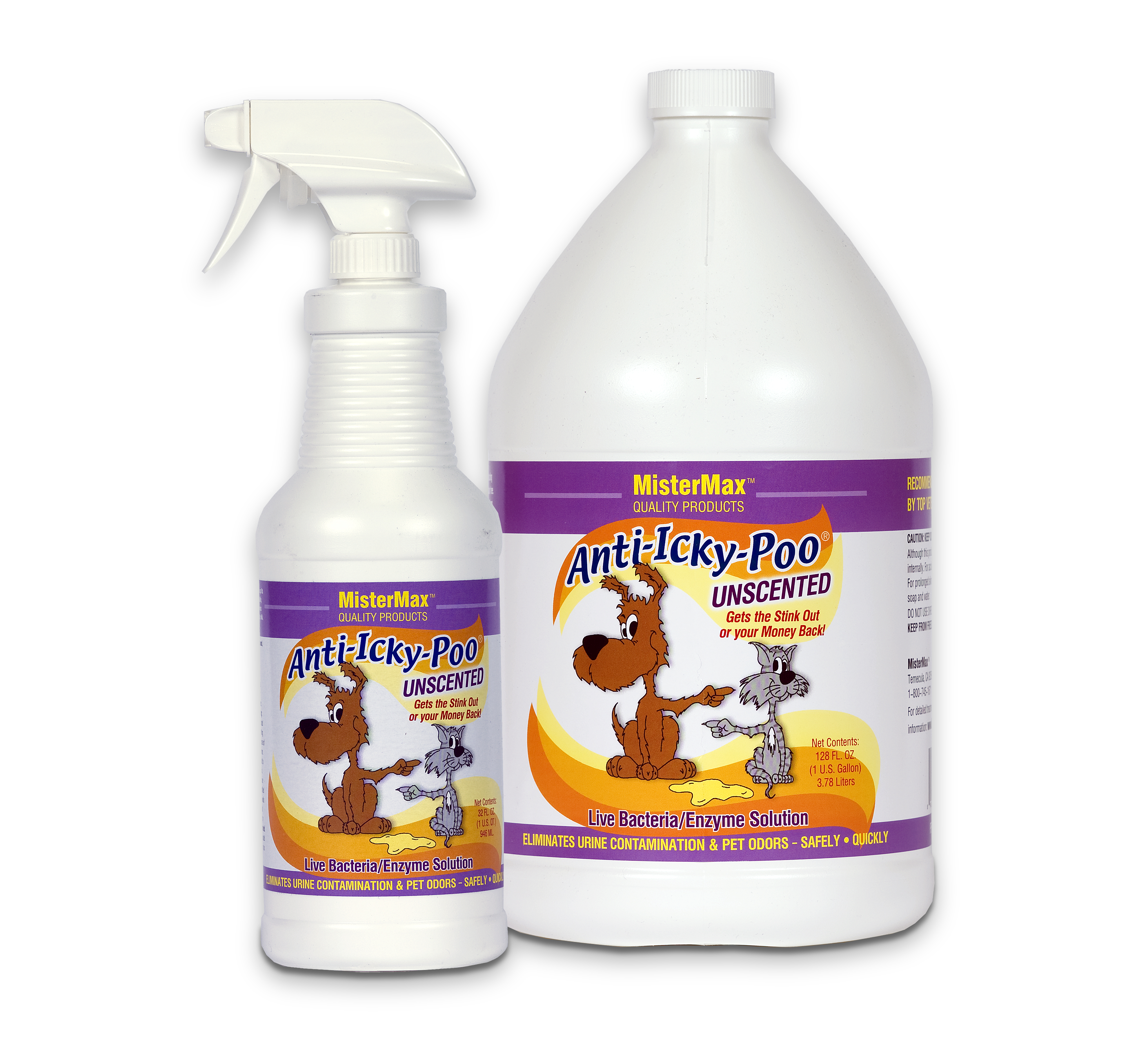 Quality Odor Neutralizer Unscented Group High Res
