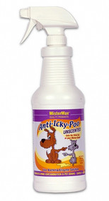 Anti-Icky-Poo Unscented Quart w/ Sprayer