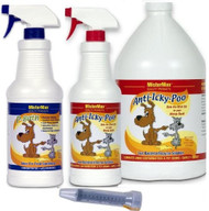 Original Anti-Icky-Poo Starter Kit Plus P-Bath Quart