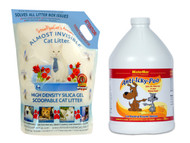 Anti-Icky-Poo Gallon and Almost Invisible 9 lbs. - Save $12