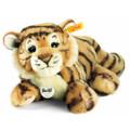 EAN 066269 Steiff plush Radjah baby tiger dangling, striped