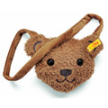 EAN 600999 Steiff plush Teddy bag, brown