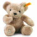 EAN 664120 Steiff plush My first Steiff Teddy bear, beige