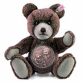 EAN 673801 Steiff alpaca Bronze Medal Teddy bear, brown
