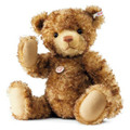 EAN 021046 Steiff mohair little Tom Teddy bear, brown tipped
