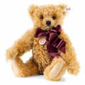 EAN 664731 Steiff British Collectors mohair Teddy bear 2015, golden brown