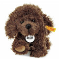 EAN 083525 Steiff plush little Timmy puppy, brown