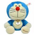 EAN 677793 Steiff mohair Doraemon, blue/white