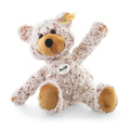 EAN 113345 Steiff plush Charly Teddy bear dangling, russet tipped