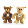 EAN 113703 Steiff plush Kimba and Kai Teddy bears, brown/beige