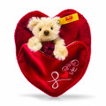 EAN 028922 Steiff mohair Lovely mini Teddy bear, cream
