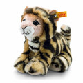 EAN 084102 Steiff plush Billy tiger, striped