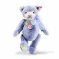 EAN 006487 Steiff mohair Laurin Teddy bear, lilac