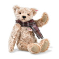 EAN 006623 Steiff mohair Willy Teddy bear, cinnamon tipped