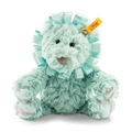EAN 065613 Steiff plush soft cuddly friends Pawley lion, mint