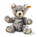 EAN 109928 Steiff plush Lommy Teddy bear, gray/white