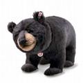 EAN 006289 Steiff alpaca Mr. Big black bear, black