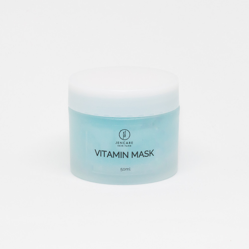 Vitamin Mask (Blueberry)