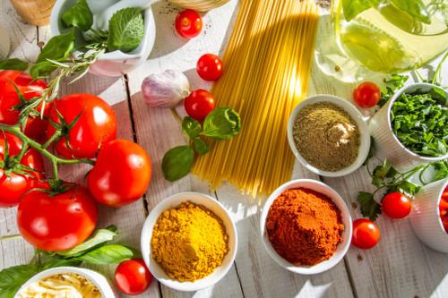 Spicy Pasta Mix Marinade