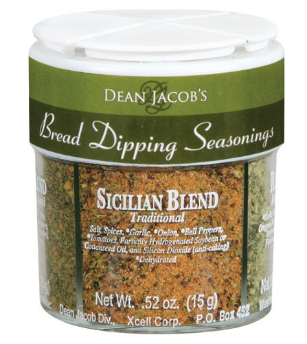 "Bread Dipping Spice Jar "" Small """