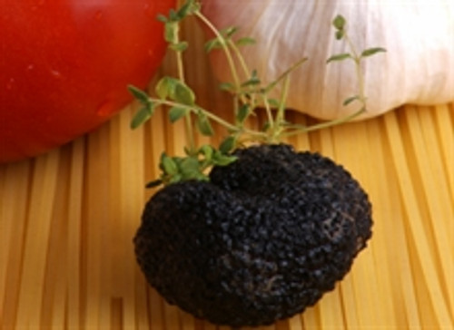 Black Truffle Garlic Olive Oil