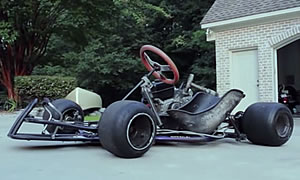 How to buy a used go kart