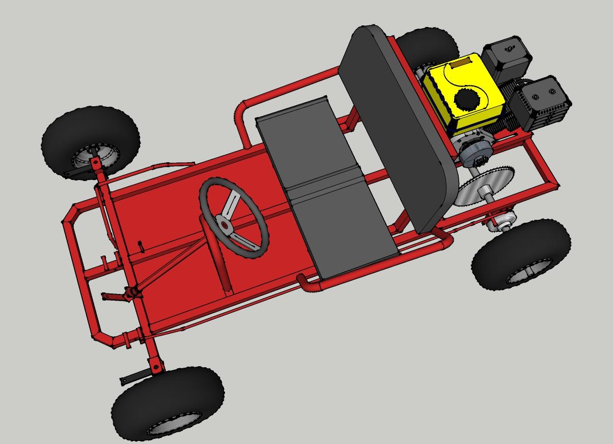 Go Kart Axle : Carter go kart axle bearings the best cart