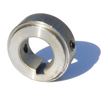 "1"" Bore Hub with 1/4"" Keyway"