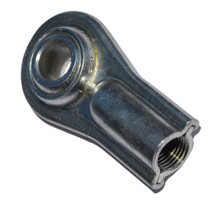 1/2 Inch Fine Treaded Tie Rod End Left Hand Turn