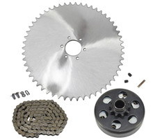Mini Bike 6 Hole 420 Sprocket & Clutch