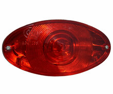 Brake / Tail Light 150cc, Oval